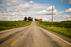 Photo of Amish countryside