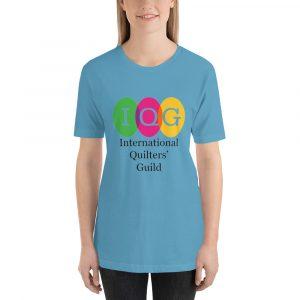 Light-colored Short-Sleeve Unisex T-Shirt